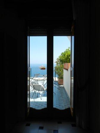Hotel Il Nido: Il terrazzo