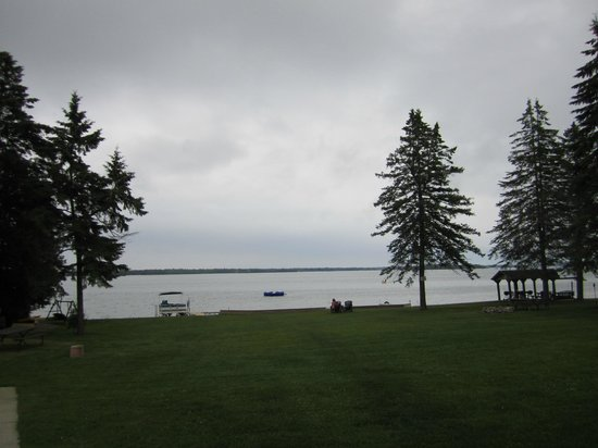 Grand Lake Resort: view