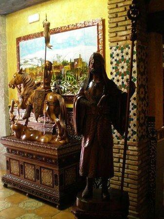 Hostal Lima: Leda y el Cisne