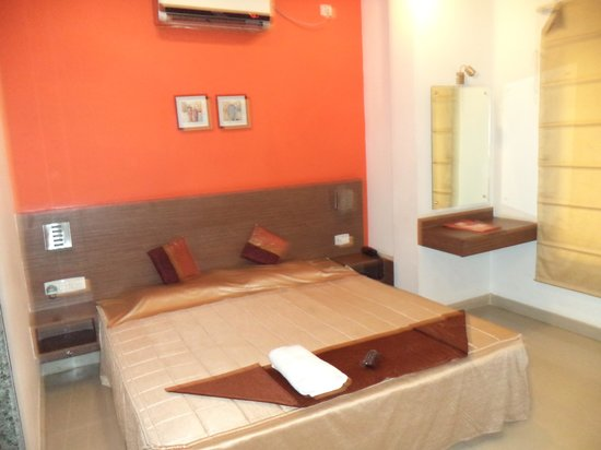 Hotel Aarian Aatithya: royal suite