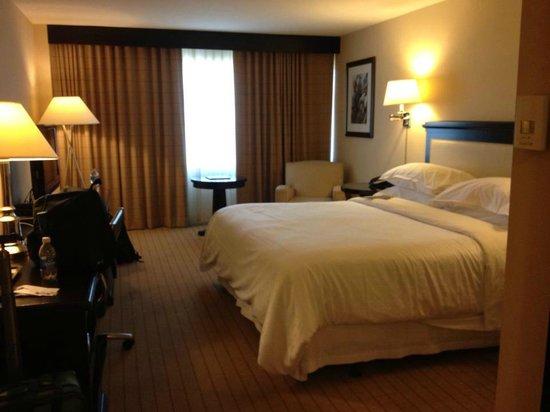Sheraton Arlington Hotel: Room 1