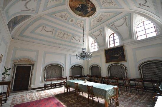 Chiesa San Benedetto: parlatoio