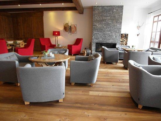 Hotel Quellenhof: Aufenthaltsraum