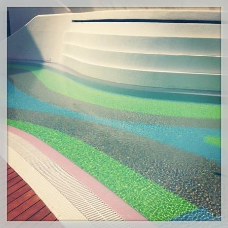 Semiramis: piscina