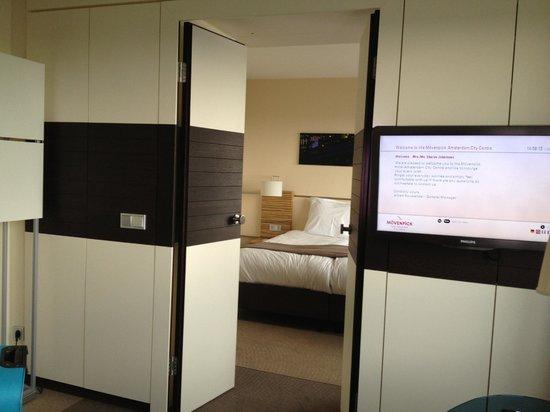 Movenpick Hotel Amsterdam City Centre: Suite