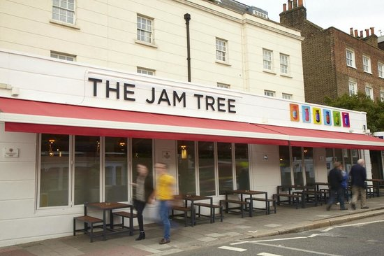 Photo of Bar The Jam Tree at 13-19 Old Town, London SW4 0JT, United Kingdom
