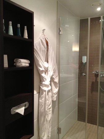 Movenpick Hotel Amsterdam City Centre: Free robes