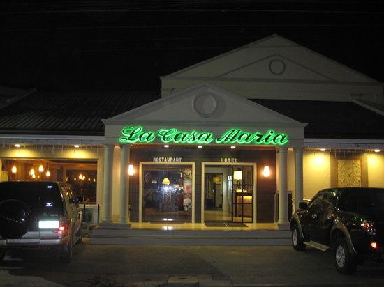 La Casa Maria Hotel