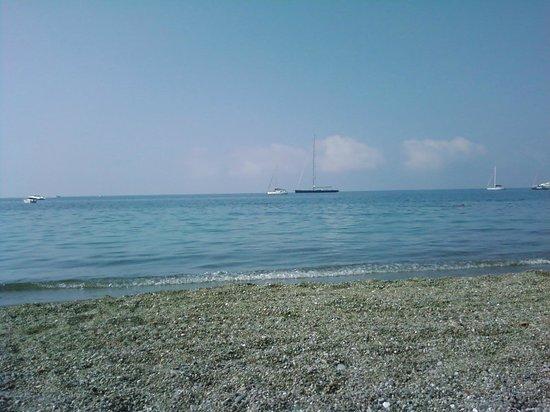 Hotel Maronti : spiaggia Maronti