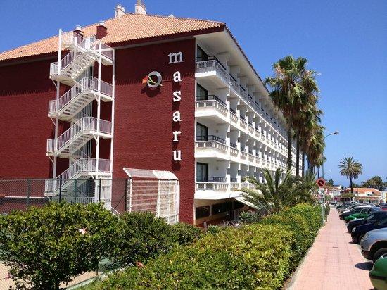 Masaru Apartments: Vue d'ensemble de l'hôtel