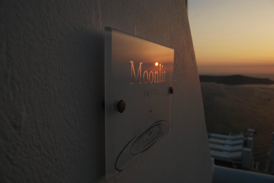 Above Blue Suites: Moonlit