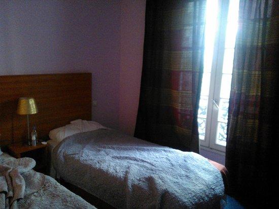 Hotel Mazagran : room