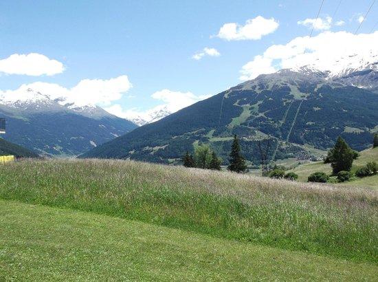 Le Motte: panorama