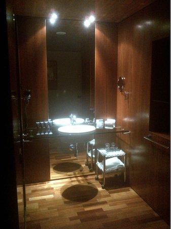 AC Hotel Aitana: bagno