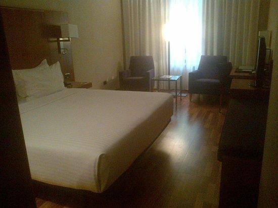 AC Hotel Aitana: camera