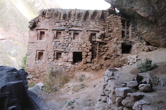 Hacienda del Chalan: Ñaupa-Iglesia