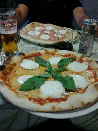 Ristorante Pizzeria Torino : Pizze