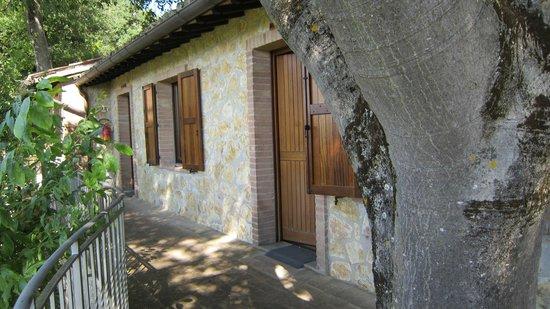 Villa Silvana: camera con cucina