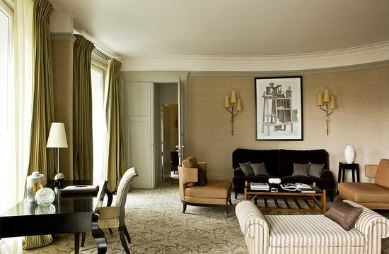 Hotel Scribe Paris Opera by Sofitel: Hotel Scribe Paris - The Lumière broters Suite