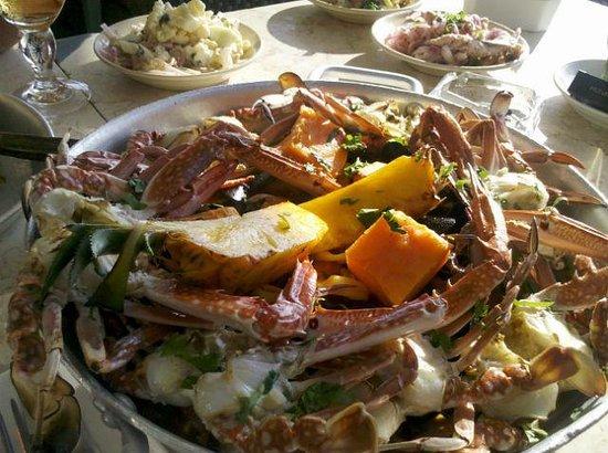 Manta Ray : знаменитое ассорти из морепродуктов