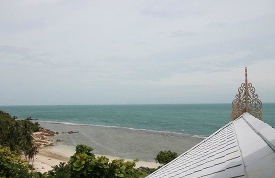 Haad Son Resort & Restaurant: nice view from room