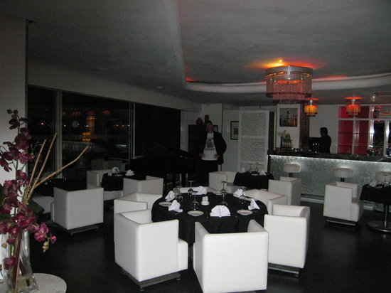 Hotel La Renaissance : sky bar