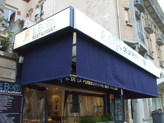 Le Bocal Restaurant: 外観