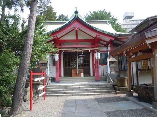 Tomigaoka Hachimangu