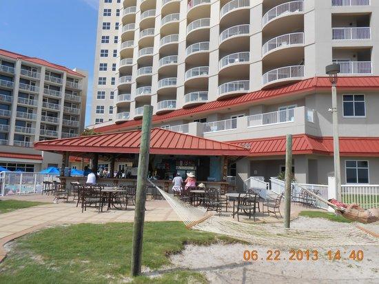 Hilton Pensacola Beach: Bar