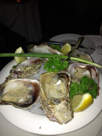 Ile Maurice: Wild Natal Oysters