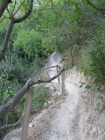 Kaliakria Resort : Trek To Beach