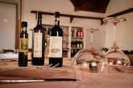 Locanda di Tocchi: i vini