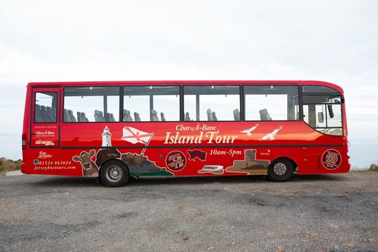 Jersey Bus and Coach Tours