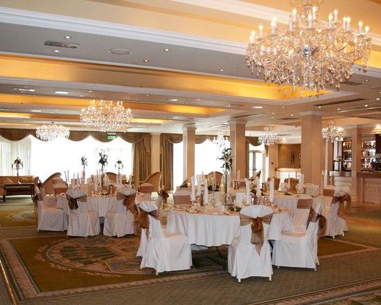 Newpark Hotel : Wedding setting