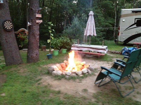 Whispering Pines Campground: love of campground!