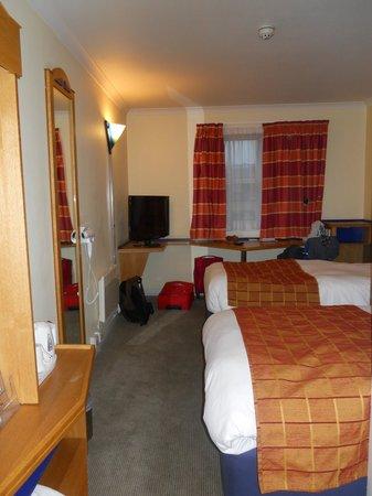 Holiday Inn Express London - Hammersmith: Habitación