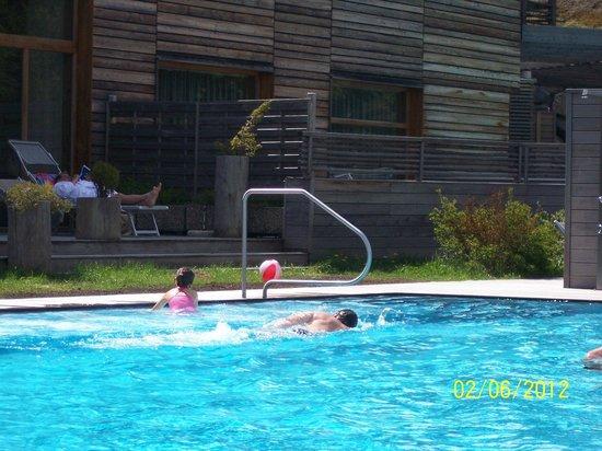 Falkensteiner Club Funimation Katschberg: piscina