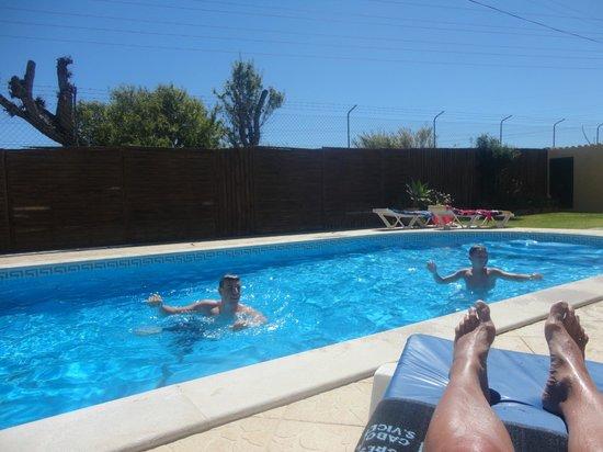 Villa Eber: pool