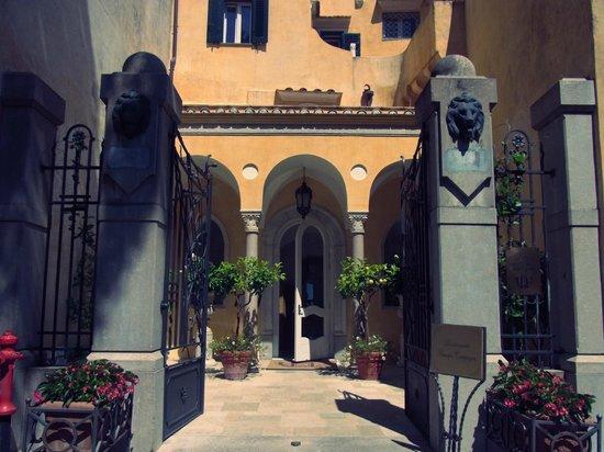 Hotel Villa Fraulo : Hotel entrance