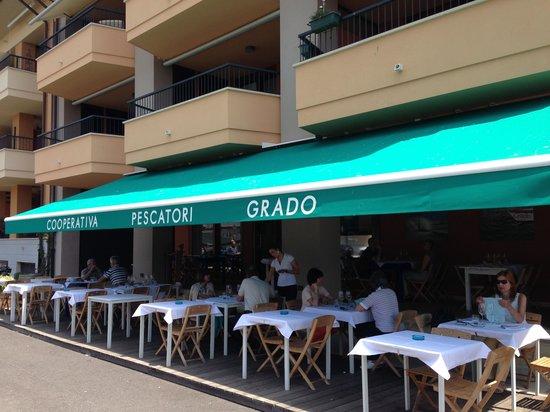 L 39 esterno del ristorante picture of zero miglia grado for L esterno del ristorante sinonimo