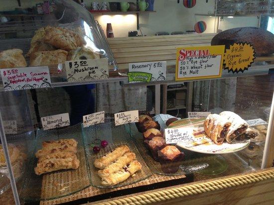 Around the World Cafe: Desserts