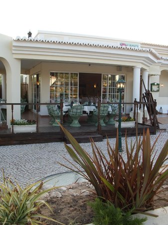 Brasserie Rosal : The restaurant Terracce
