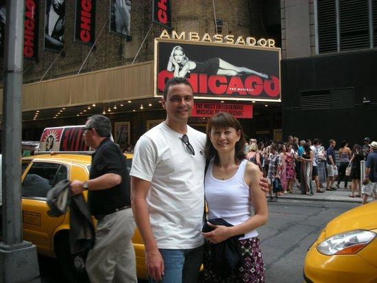 Ambassador Theatre: Ambassador Theater - CHICAGO
