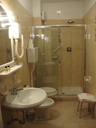 Hotel Ristorante Reale : bagno