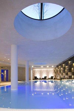 Hotel Ristorante Reale : piscina Spa