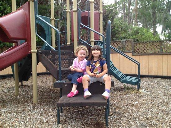 Bryan's Spanish Cove: playground