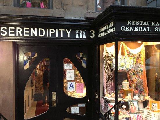 Serendipity 3 / NYC
