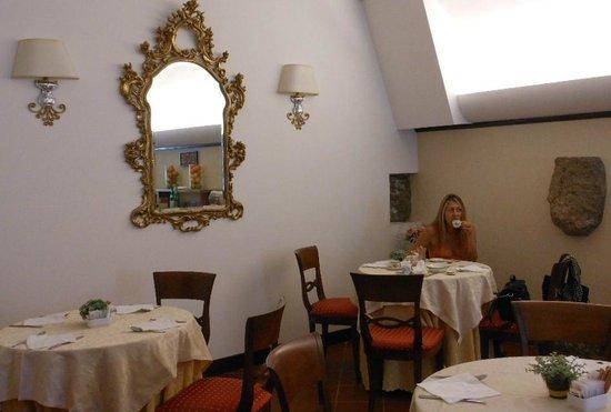 Hotel Miramonti: spazio a volontà e pulizia !