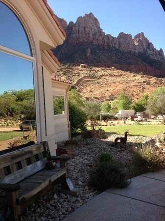 ‪Zion Canyon Bed and Breakfast‬ صورة فوتوغرافية