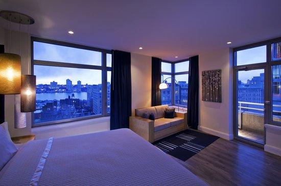 NYLO New York City: Newly Renovated Luxury Penthouse Loft